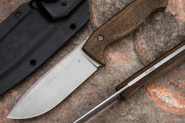 SURVIVAL KNIFE ODC 120 ELMAX ABS AK