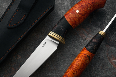 KNIFE VIPERA II ORANGE CRONOS